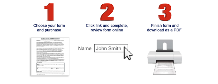 Online Interactive Legal Forms